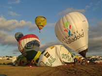 Hot Air Balloon Rides In Cadiz