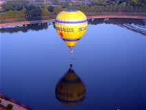 Hot Air Balloon Rides In Manresa