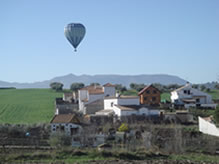 Hot Air Balloon Flights In Ronda