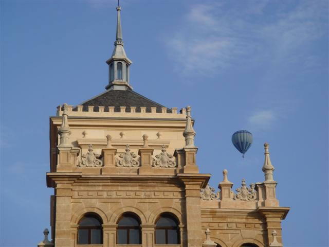 Hot Air Balloon Rides In Madrid