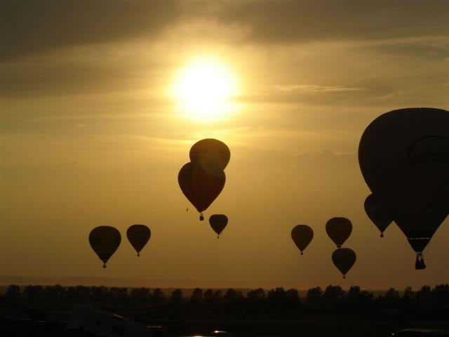 Hot Air Balloon Rides In Catalonia