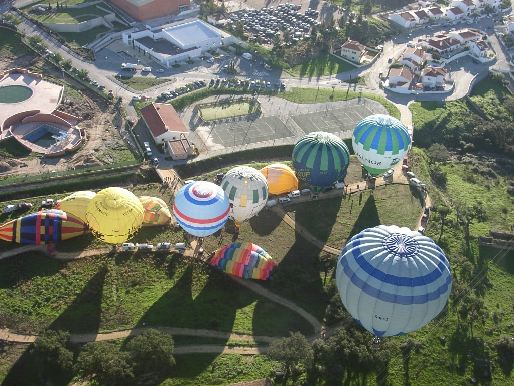 Hot Air Balloon Rides In Cordoba