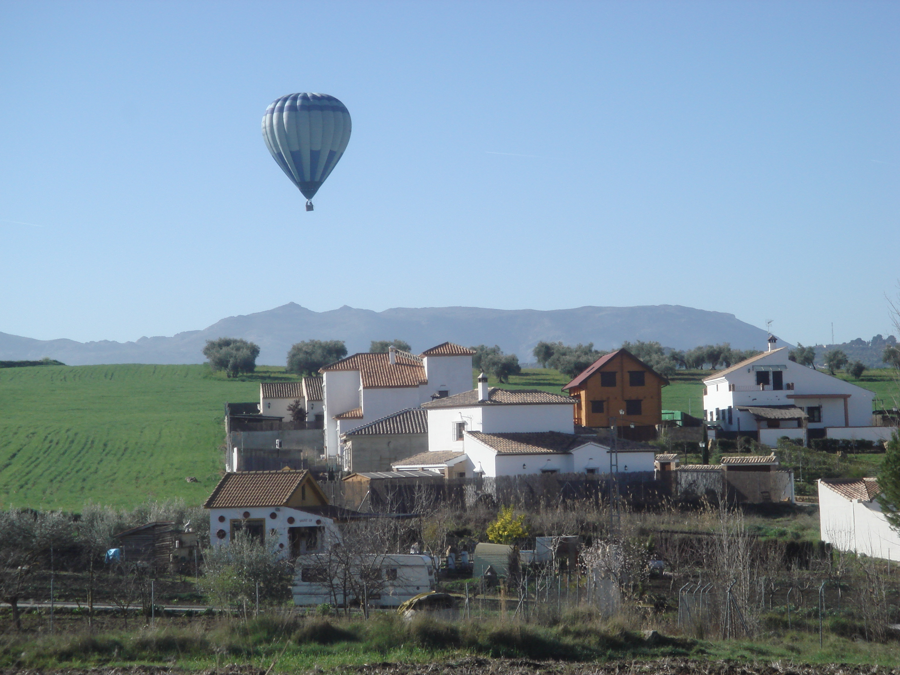 Hot Air Balloon Rides In Huelva