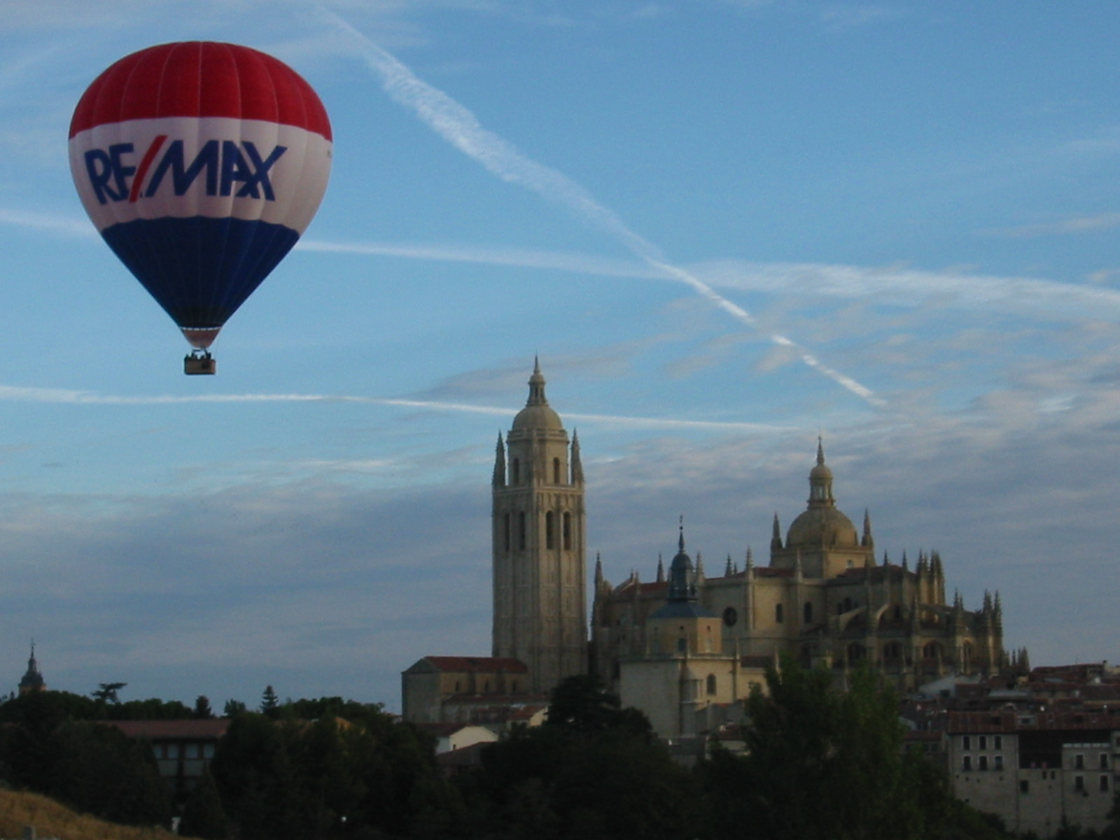 Hot Air Balloon Rides In Costa Brava