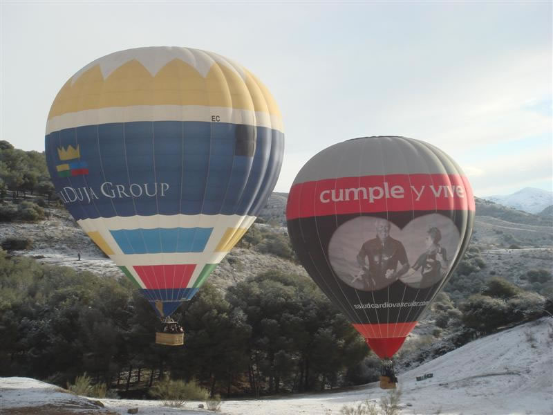 Hot Air Balloon Rides In Arcos de la frontera