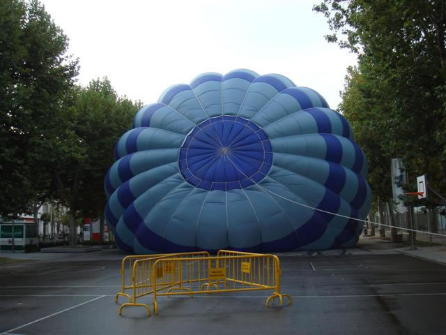 Hot Air Balloon Rides In Braganca