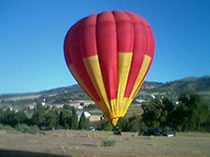 Hot Air Balloon Rides In Ronda